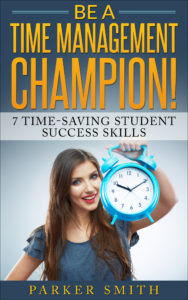 Be a Time Management Champion Book Cover