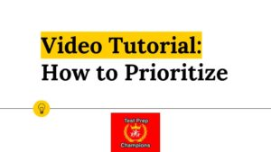 Free Video Tutorial: How to Prioritize Your Time