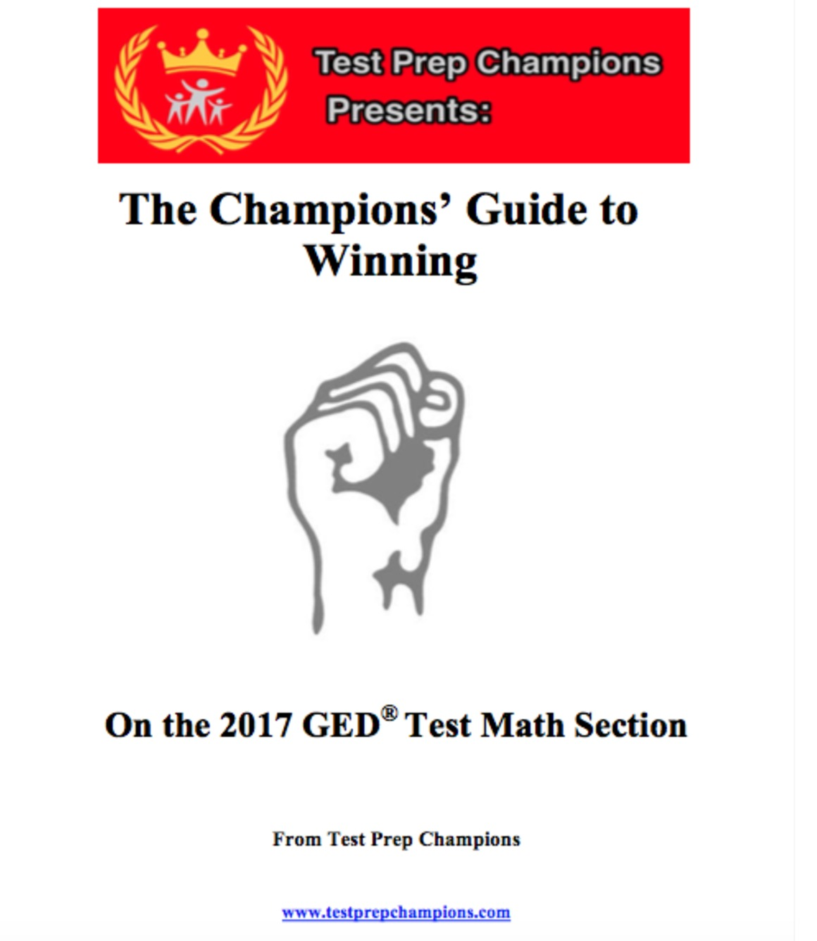 need to pass the GED Test Math Section?